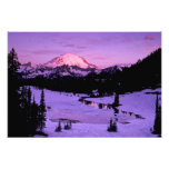 N.A., USA, Washington, Mt. Rainier National 2 Photographic Print