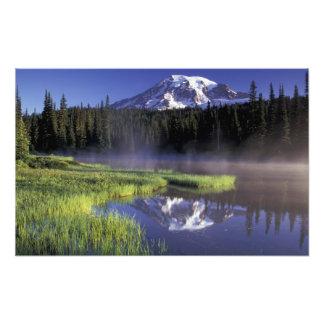 N.A., USA, Washington, Mt. Rainier National 5 Photo Print