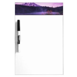 N.A., USA, Washington, Mt. Rainier National Dry Erase Board