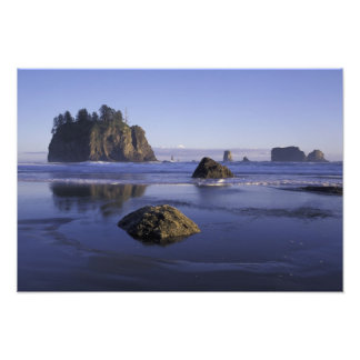 N.A., USA, Washington, Olympic National Park, 3 Photo Print