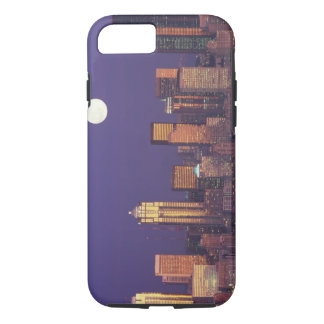 N.A., USA, Washington, Seattle Seattle skyline iPhone 8/7 Case