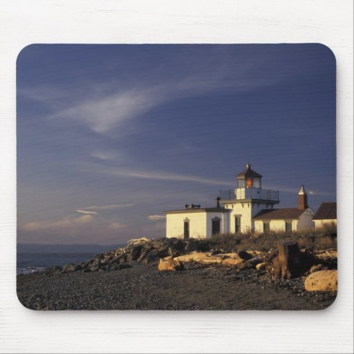 N.A., USA, Washington, Seattle Westpoint Mouse Pads