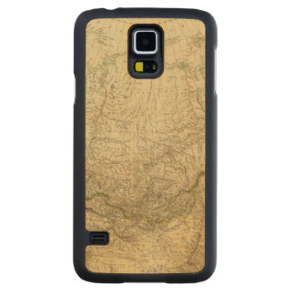 N Asia Carved Maple Galaxy S5 Case