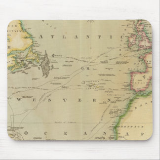 N Atlantic Ocean Mouse Mat
