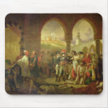 N. Bonaparte visiting the plague stricken of Mouse Mat