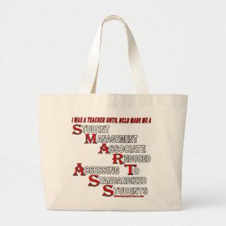 N.C.L.B. S.M.A.R.T. A.S.S. BAGS