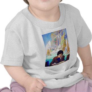 N C Wyeth s Tales Of Adventure T-shirts