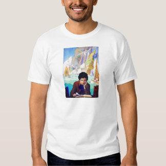 N C Wyeth's Tales Of Adventure Shirt