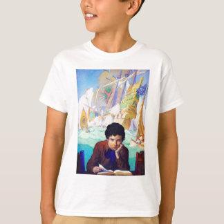 N C Wyeth's Tales Of Adventure Tshirt