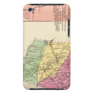 N Castle, Town Barely There iPod Cases