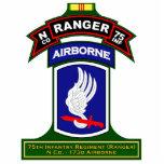 N Co, 75th Infantry Regiment - Rangers, Vietnam Photo Cut Outs