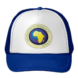 """N""DANGERED AFRICA CAP"