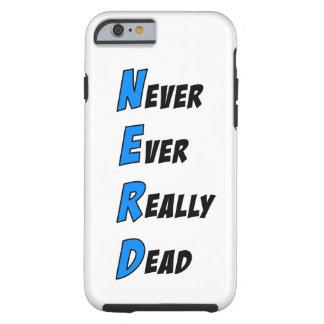 N.E.R.D iPhone Case (Blue)