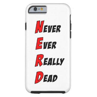 N.E.R.D iPhone Case (Red)