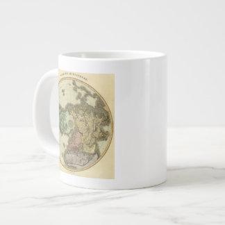 N Hemisphere Large Coffee Mug