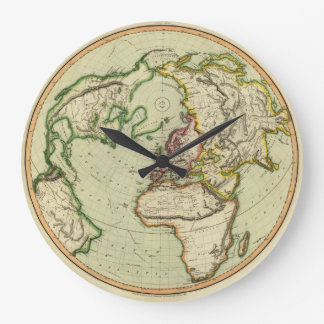 N. Hemisphere, plane of London. Large Clock