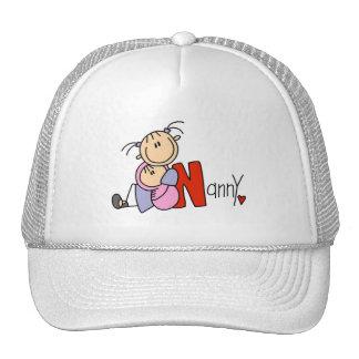 N is for Nanny Trucker Hats