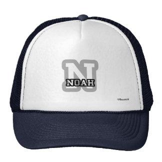 N is for Noah Cap