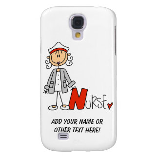 N is for Nurse Galaxy S4 Case
