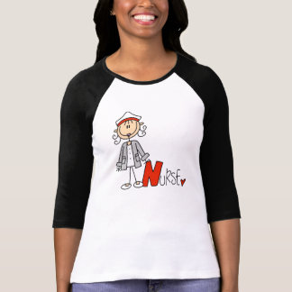 N is for Nurse T-Shirt