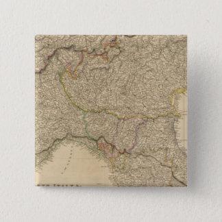 N Italy, Alps 15 Cm Square Badge