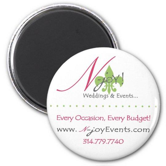 N-joY! Promotional Magnet