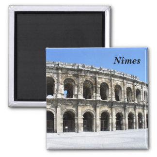 N�mes - magnets