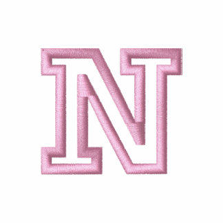 """""""N"""" Small Athletic Letter"""