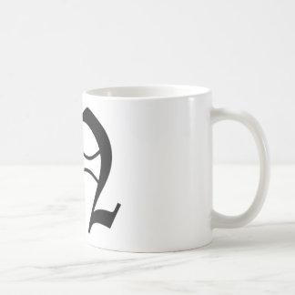 N-text Old English Coffee Mug
