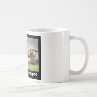 NA121.B&O Depot Coffee Mug