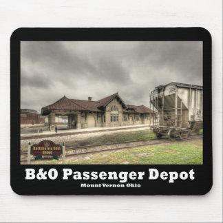 NA121 B O Depot Mouse Pads