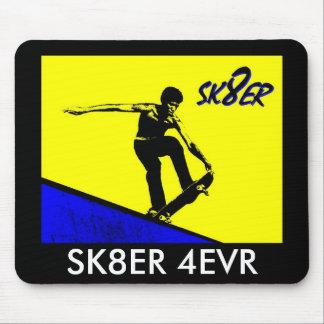 NA122P SK8ER MOUSEPADS