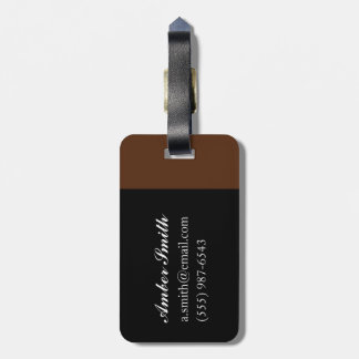 NA_19 [The Architect] 2002 35mm slide Luggage Tag