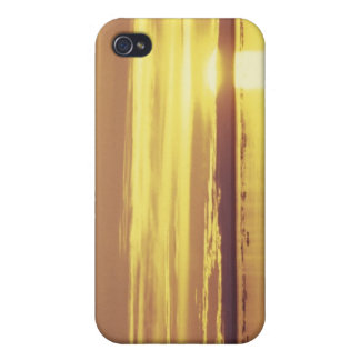 NA, Canada, Canadian Arctic, Baffin Island iPhone 4 Cover