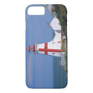 NA, Canada, New Brunswick, Campobello Island. iPhone 8/7 Case