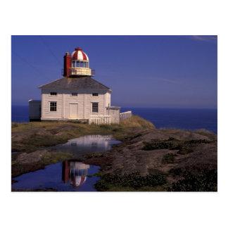NA, Canada, Newfoundland, Cape Spear. Old Cape Postcard