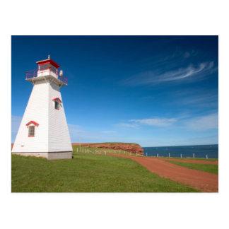NA, Canada, Prince Edward Island. Cape Tryon Postcard