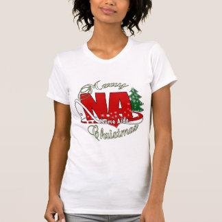 NA CHRISTMAS NURSE AIDE TEE SHIRTS