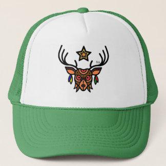 NA- Deer head Trucker Hat
