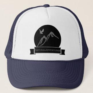 NA- Mountain Eagle Trucker Hat