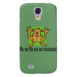 Na Na Bear Galaxy S4 Case