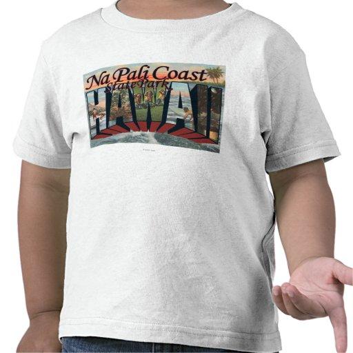 Na Pali Coast State Park, Hawaii Tshirts