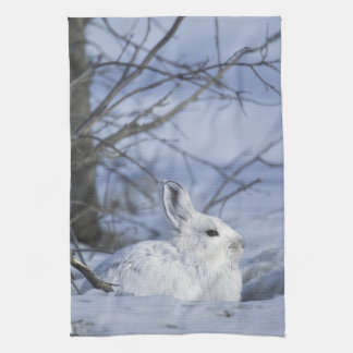 NA, USA, Alaska. Arctic National Wildlife Tea Towel