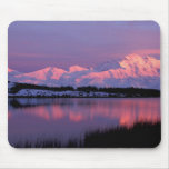 NA, USA, Alaska, Denali NP, Mt. McKinley, Mouse Pad