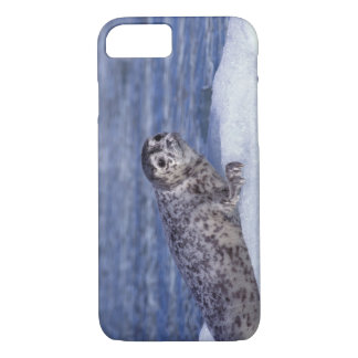 NA, USA, Alaska, Southeast Alaska, Le Conte iPhone 8/7 Case