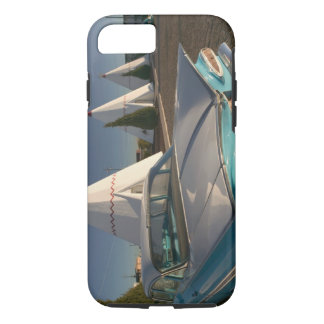 NA, USA, Arizona, Holbrook Route 66, Wigwam 2 iPhone 8/7 Case