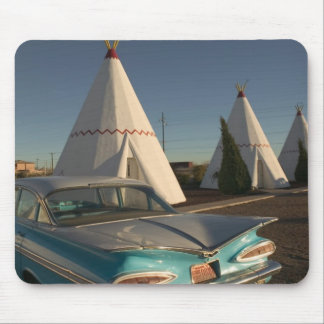 NA, USA, Arizona, Holbrook Route 66, Wigwam Mouse Mat