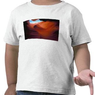 NA, USA, Arizona, Paria canyon. Sandstone T-shirts