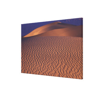 NA, USA, California. Death Valley National Canvas Print