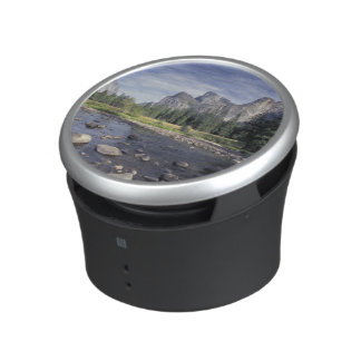 NA, USA, California, Yosemite NP, Valley view Bluetooth Speaker